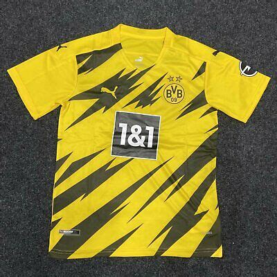 Let's rank the new nba city edition jerseys for this upcoming season. New Borussia Dortmund Home Soccer Jersey 2020/2021 Men ...