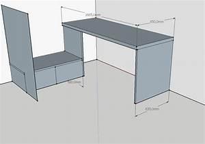 Construire Un Bureau : construction d 39 un bureau en mdf 8 messages ~ Melissatoandfro.com Idées de Décoration