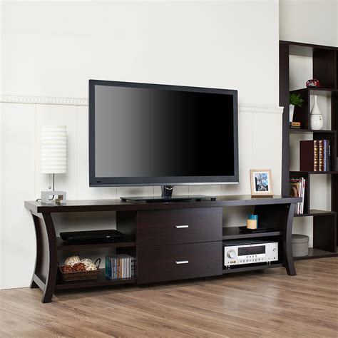 Tv Cabinet by Modern 72 Quot Tv Stand Media Entertainment Center Home