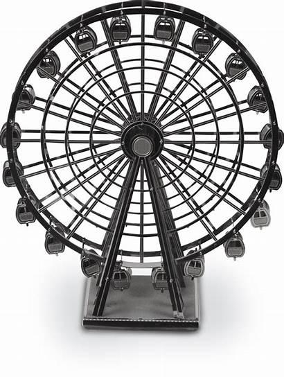 Wheel Ferris Metal Earth Questacon Science National