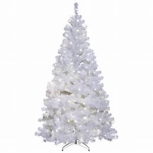 Künstlicher Weihnachtsbaum Weiß : wei er led weihnachtsbaum 210cm daylight wei f r innen und aussen k nstlicher christbaum ~ Whattoseeinmadrid.com Haus und Dekorationen
