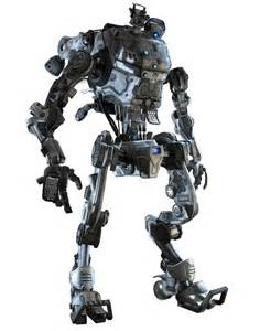 Titanfall IMC 2 Robots