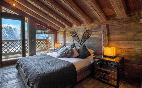 luxury ski chalet chalet croc blanc courchevel 1850 firefly collection