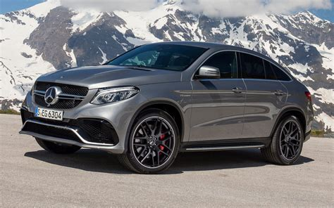 Request a dealer quote or view used cars at msn autos. Mercedes-Benz GLE-Class Coupe AMG GLE 63 S 2019 | SUV Drive