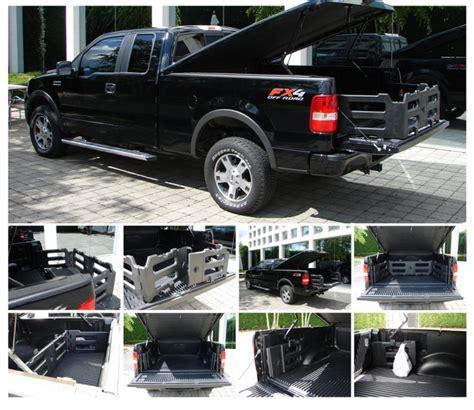 detroit designer redefines truck bed extender autoguide