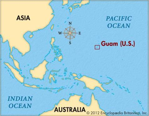 battle  guam world war ii britannicacom