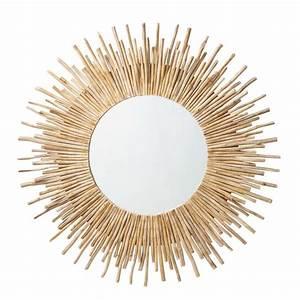 Maison Du Monde Miroir : miroir kampar maison du monde espejos pinterest maison du monde miroir soleil et miroirs ~ Teatrodelosmanantiales.com Idées de Décoration