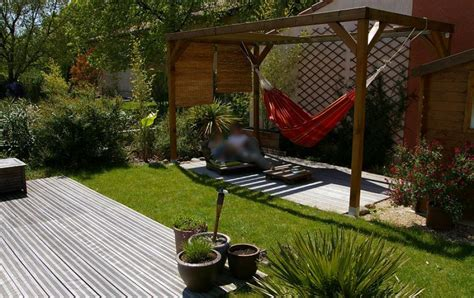 Amenager Un Jardin by Comment Am 233 Nager Jardin Decoration Barbecue Jardin