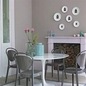 Beige Grau Kombinieren : 30 wohnideen f r wandfarbe in graut nen trendy farbgestaltung ~ Markanthonyermac.com Haus und Dekorationen