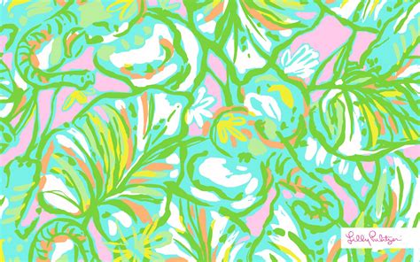 Pulitzer Background Lilly Pulitzer Elephant Ears Background Wallpapers