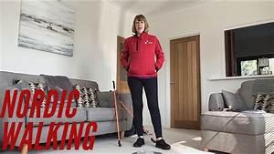 Nordic, Walking, Warm, Up, Exercises