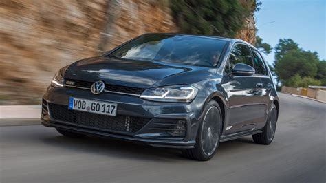 Vw Golf Gtd Review Updated Diesel Gti Driven (20172018