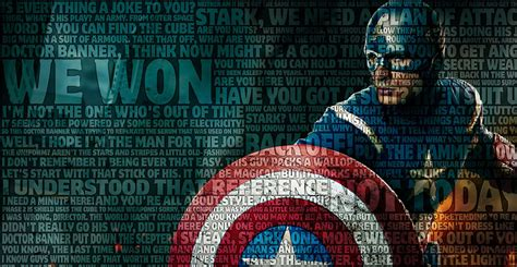 foto de 27 Epic Captain America Quotes From The MCU GEEKS ON COFFEE