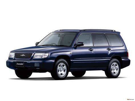 Subaru Sf Forester Wallpaper by Wallpapers Of Subaru Forester Jp Spec 1997 2000 2048x1536