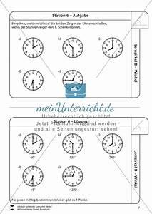 Winkel Berechnen übungen Mit Lösungen : lernzirkel zu winkeln winkelarten griechische buchstaben ~ Themetempest.com Abrechnung