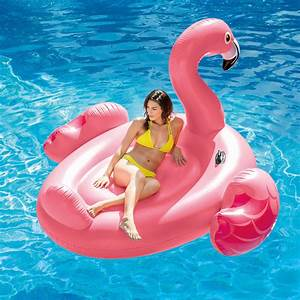 Intex Pool Floats, Inflatable Mega Flamingo Island Pool