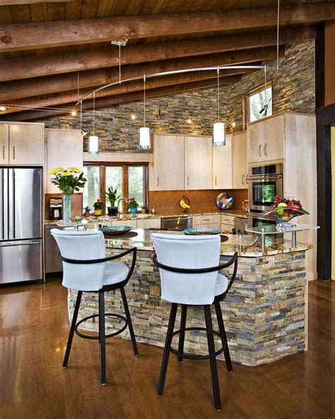 kitchen paneling ideas faux stone panels for kitchen island diy pinterest home design inspiration and faux stone