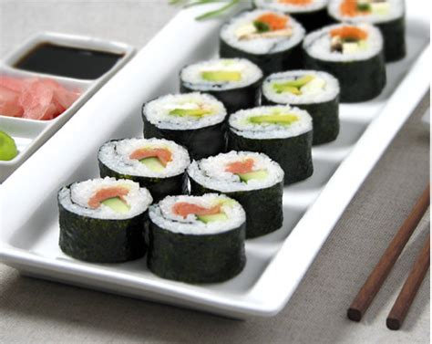 cheap canapes recipes maki sushi here 39 s the recipe and here 39 s trudy rolling