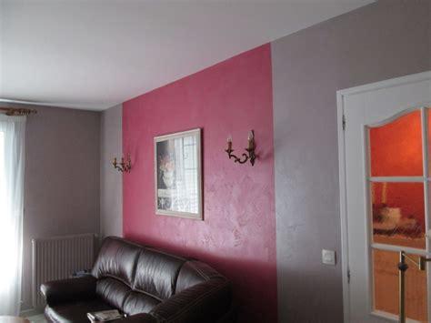 peinture chambre prune et gris rnovation duune salle manger u sabl framboise et gris with