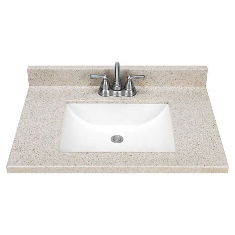 dune solid surface bathroom vanity top