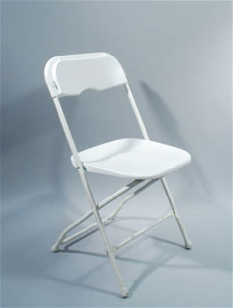 chair samsonite folding white ed s rental and sales