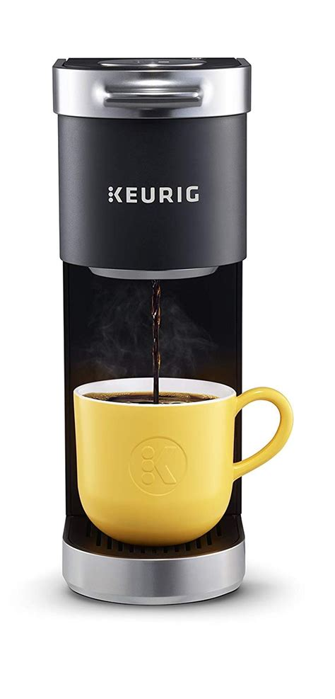 And that too without overheating or demanding some time for cooling down. Keurig K-Mini Plus single serve coffee maker is $30 off for Prime Day