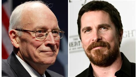 Why You Never Saw Christian Bale Shirtless Dick Cheney