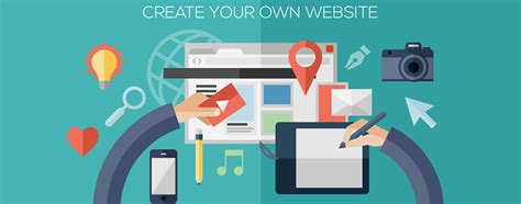 design your own website regain why your own vacation rental website