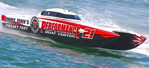 Performance Boat Center Jimmy Johns by Tomlinson And Team Score National Chionship Title With