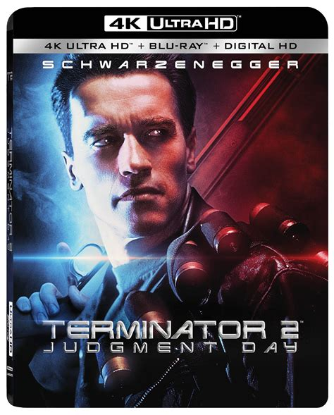 Terminator 2: Judgement Day 4K | Nothing But Geek
