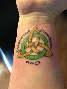 35 Wonderful Celtic Tattoo On Wrists