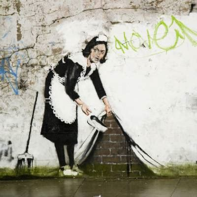 Banksy Street Art London