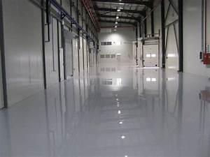 Resine Sol Autolissant : revetement pour sol industriel base de r sine strizo ~ Premium-room.com Idées de Décoration