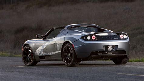 tesla roadster sport tag heuer wallpapers  hd