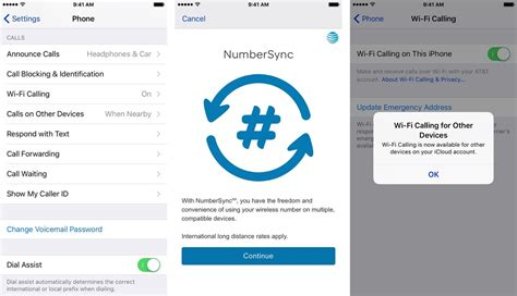 does iphone wifi calling how to enable wi fi calling on your iphone imore