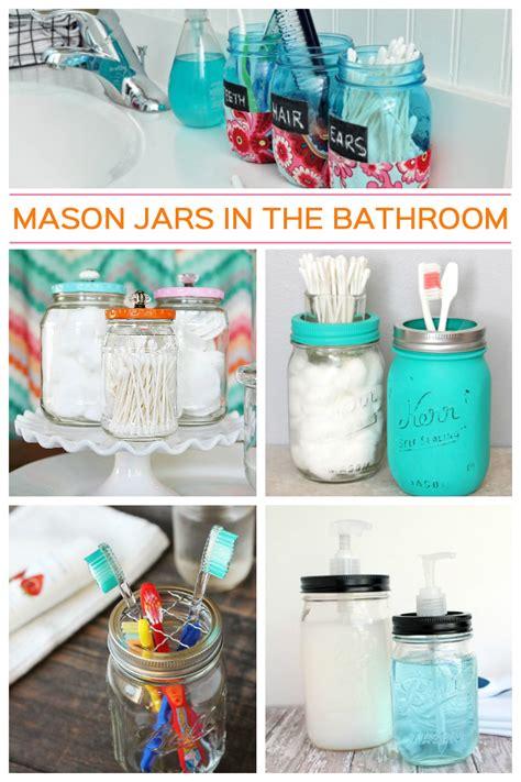 craft ideas for bathroom 10 jar ideas for the bathroom jar crafts