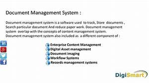 ppt document management system powerpoint presentation With document management system news