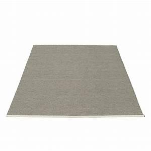 Teppich 200 X 220 : pappelina mono teppich 180 x 220 cm charcoal warm grey mehrfarbig t 180 h 0 b 220 online ~ Bigdaddyawards.com Haus und Dekorationen