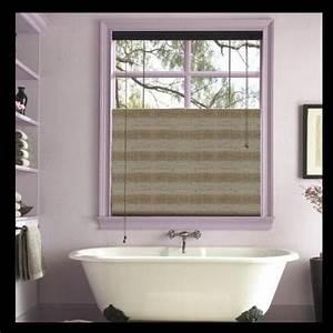 Window treatments for the bathroom home remodeling questions for Window treatments for the bathroom