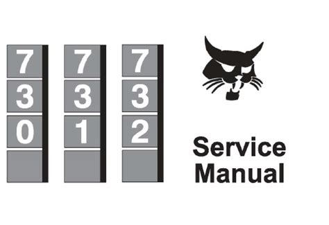bobcat    skid steer loader service repair manual service manual