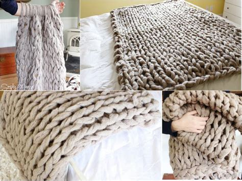 Fancy 45-minutes Diy Arm Knitted Blanket Thermal Blanket For Pool Cat Design Sunbeam Royalmink Electric Knit Or Crochet Baby Duck Lined Jacket Panda Bear Blankets No Sew Pattern What Is A Swaddling
