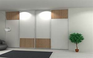 Porte Coulissante Placard : porte de placard coulissante sur mesure portedeplacard ~ Medecine-chirurgie-esthetiques.com Avis de Voitures