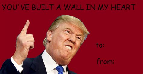 Valentines Day Meme Cards Donald S Day E Cards Your Meme