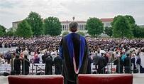 2019 Commencement - Catholic University of America ...