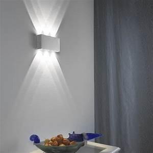 Wandleuchten Led Innen Modern : led wandleuchte wandlampe ip54 au en innen lampe leuchte beleuchtung neu ebay ~ Udekor.club Haus und Dekorationen
