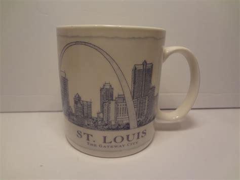 The best restaurants in st. Starbucks 2007 St. Louis collector coffee mug large 18 ounce | eBay | Ebay, Mugs, Coffee mugs