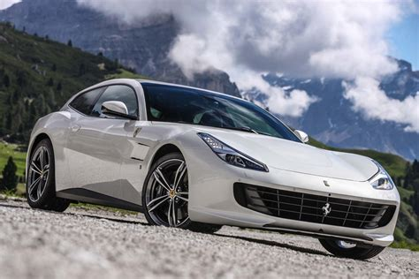 Ferrari Car : 2017 Ferrari Gtc4lusso Reviews And Rating