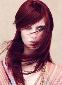 Mahagoni Rot Haarfarbe : pin von marina hair auf frisuren trends pinterest haarfarbe ideen haarfarbe rot und rotes haar ~ Frokenaadalensverden.com Haus und Dekorationen