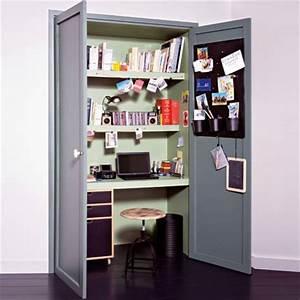Mini Büro Im Schrank : schrank b ro hause deko ideen ~ Bigdaddyawards.com Haus und Dekorationen