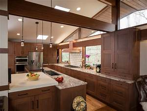 Modern Craftsman - Craftsman - Kitchen - other metro - by